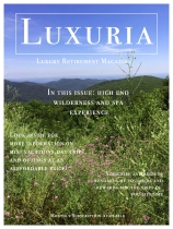 Luxuria Fake Cover